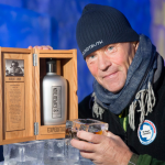 Whisky on ice with a mission to save a continent