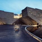 V&A by Japanese architect Kengo Kuma