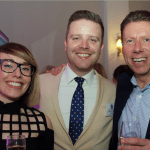 Marketing Edinburgh hosts reception at Balmoral Hotel