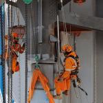 How daredevil engineers rebuilt the Forth Road Bridge