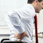 Back pain musculoskeletal disorders