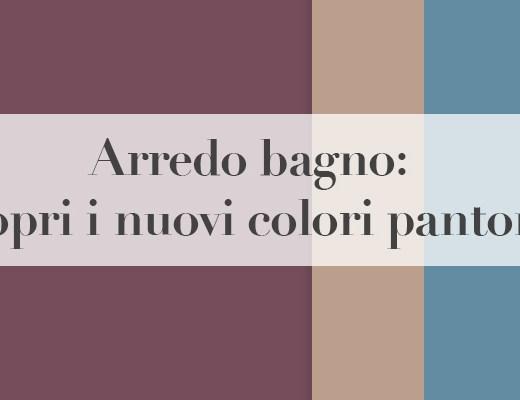 cersaie 2017: tutte le tendenze dell'arredo bagno - magazine deghishop - Brand Arredo Bagno