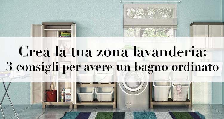 Crea la tua zona lavanderia 3 consigli per spendere poco - Asciugare panni in casa ...