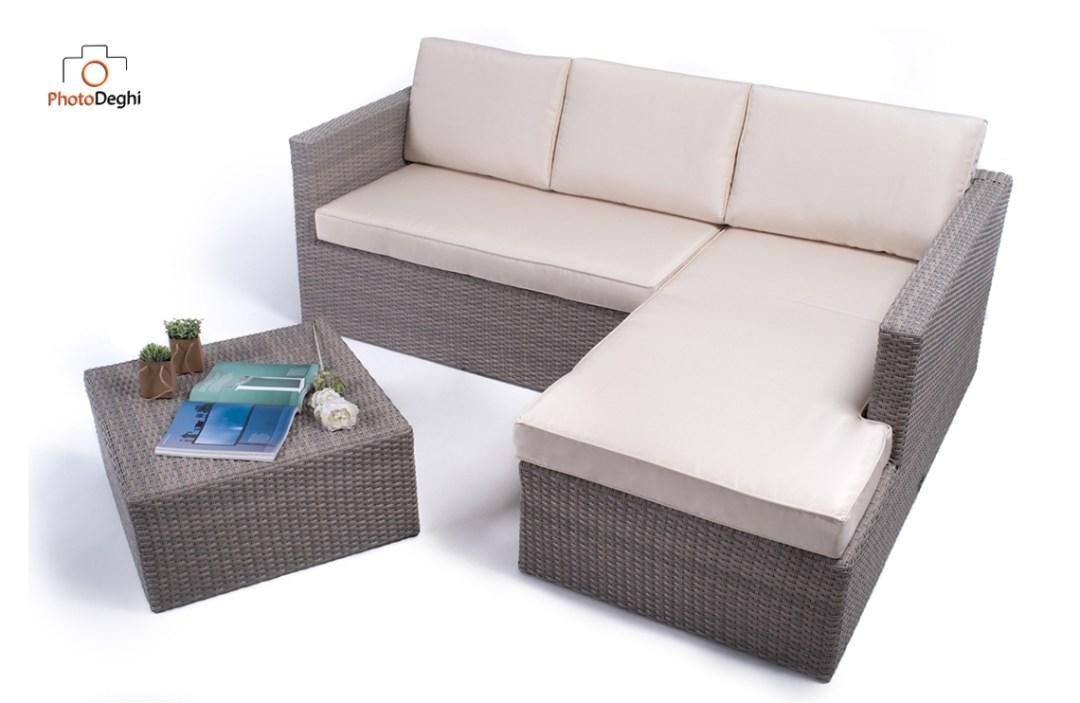 set relax giardino polyrattan