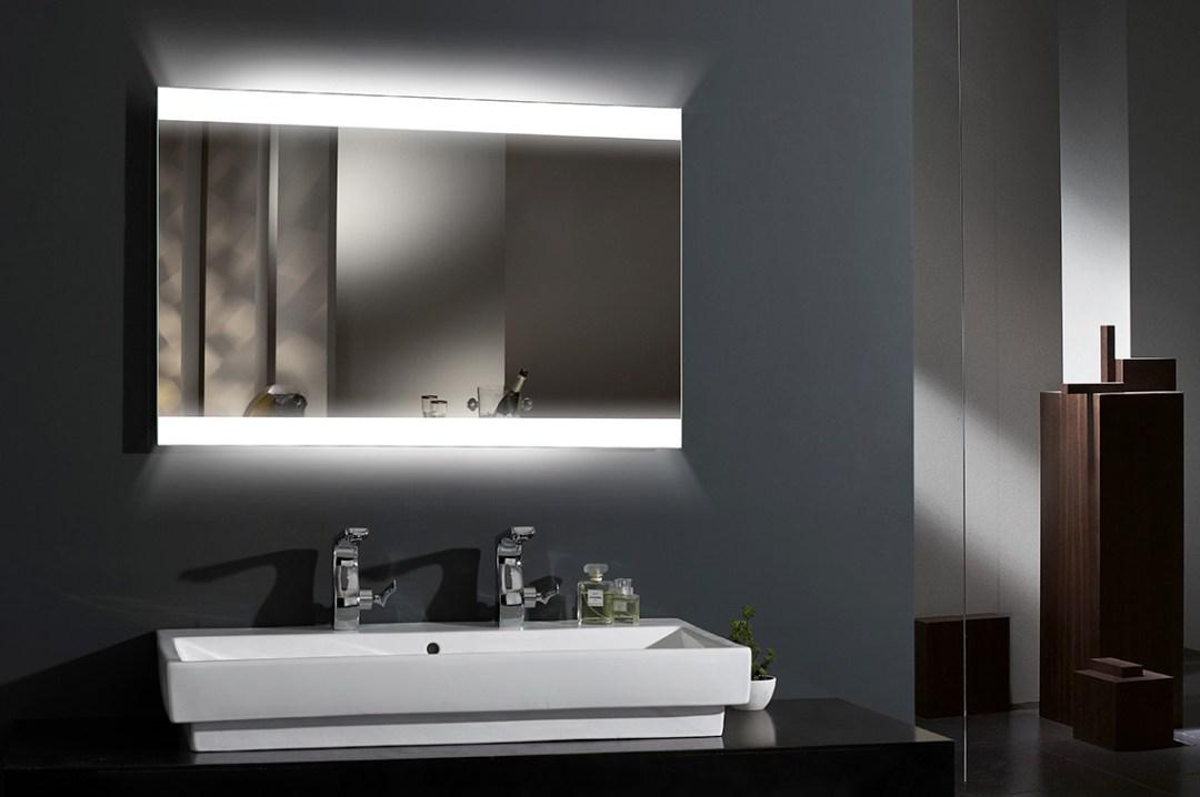 Specchi led 4 soluzioni per illuminare il tuo bagno - Specchi particolari per bagno ...