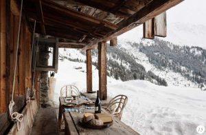 Arredamento Per Baite Di Montagna : Baita o chalet di montagna qualche idea d arredo esterno