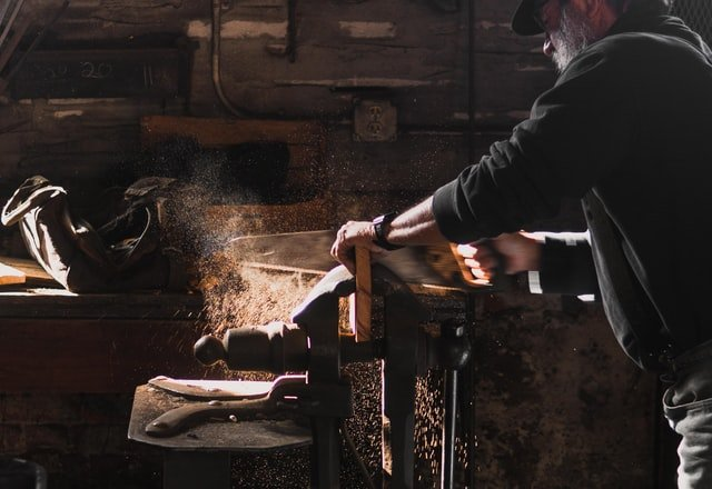 THE WOODSHOP: THE INTRICATE PARTS THAT WE MAKE