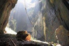 Sepilok le grotte di Gomantong