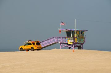 Venice beach. Los Angeles