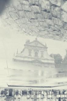 La pioggia a Cracovia 02 - © Simone Consorti