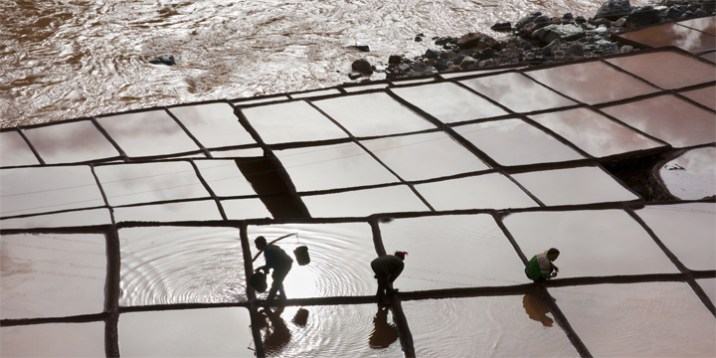 Saltpans © Michael Freeman