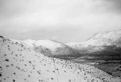 """Iran. Hawraman mountains. The wider Zagros mountains separate Iran from Iraq. Iranian Kurdistan is only a small area within what Kurdish nationalists understand to be """"Eastern Kurdistan"""". March 2016."""