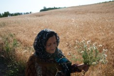 Iran. In the villages surroundings Saqqez life is totally devoted to agricolture and farming. Fatima loves to go back to her native village to visit the family and the old mother. June 2016