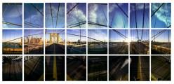 Brooklyn Bridge (Gleaning Light Series) © Tokihiro Sato