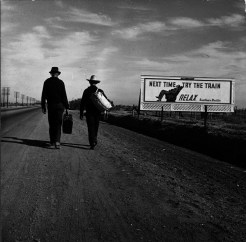 Toward Los Angeles, California 1937 Dorothea Lange © The Dorothea Lange Collection, the Oakland Museum of California
