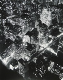 Berenice Abbott, Nightview, New York, 1932 ©Berenice Abbott/Getty Images