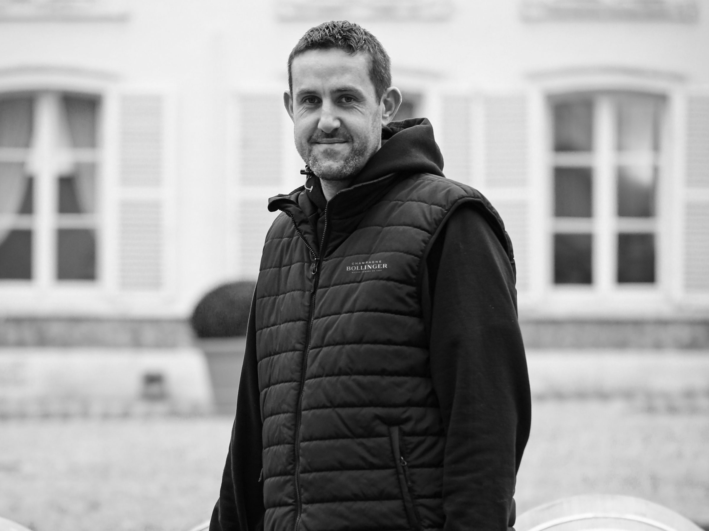 Gaël Chaunut - Bollinger