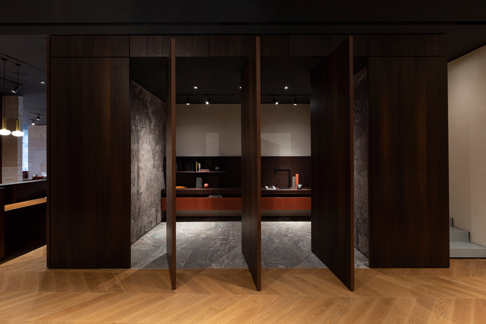 A Milano, nuovo showroom Pianca & Partners