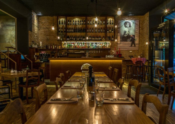 Hidden Restaurant