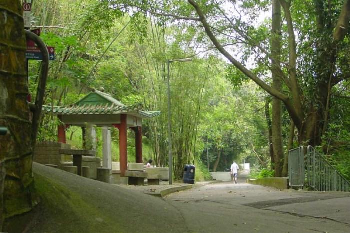 Wan Chai's Green Trail