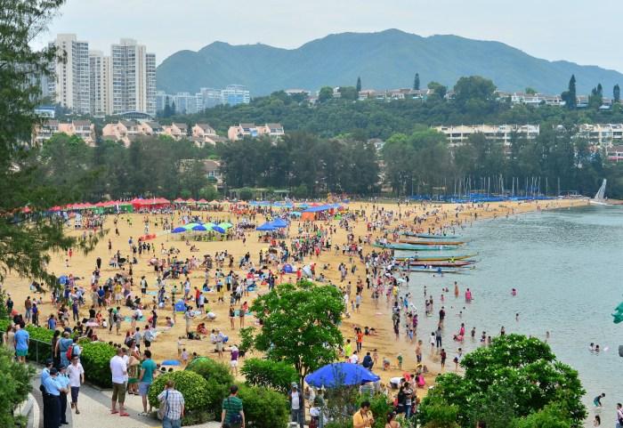 Tai Pak Beach Discovery Bay