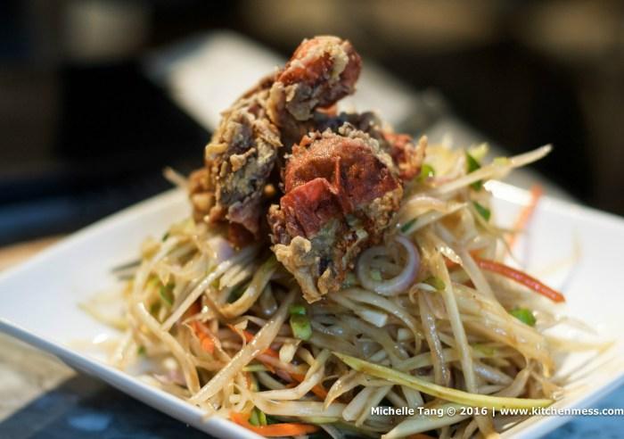 Poo Nim Salad