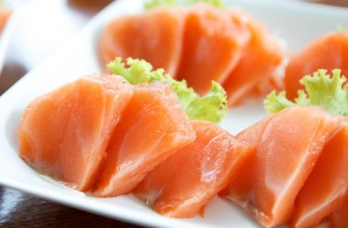 Salmon Sashimi @ Ninoen Japanese Shop | foodpanda Magazine