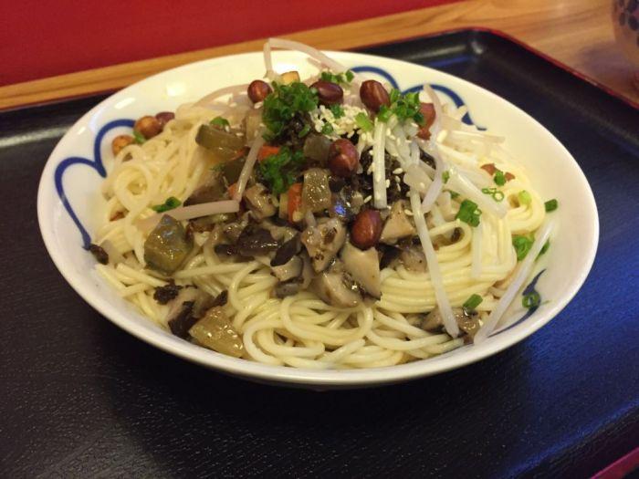 Sichuan Ban Mian Noodles 1 (Sichuan)