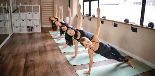 barre2barrecover fitness studio