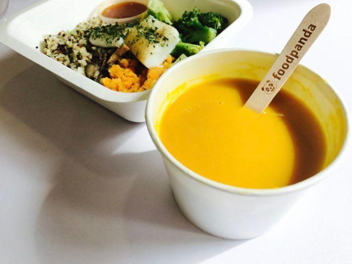pumpkin soup supafood