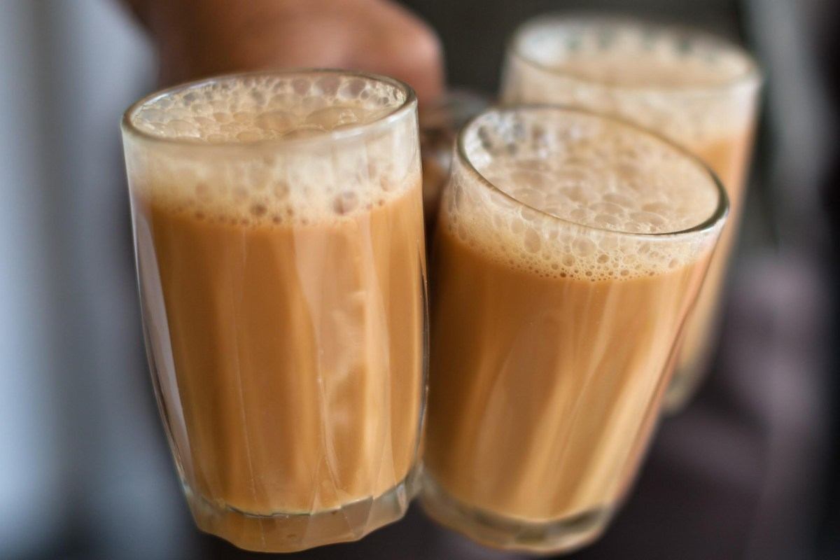 The Perfect Match: The Pull Factor of Teh Tarik
