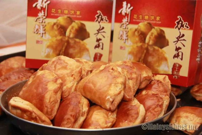 Sin Eng Heong Biscuit in Ipoh