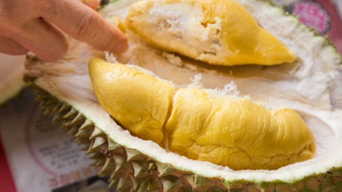 Durian, the superfruit