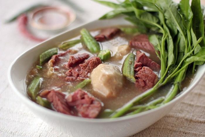 sinigang-na-corned-beef