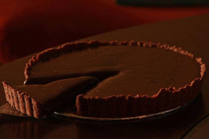 Rowtisserie Chocolate Tart | foodpanda Magazine