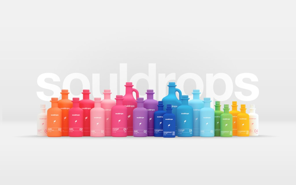 minimalism with bold color effect packaging design trend - haforma magazine