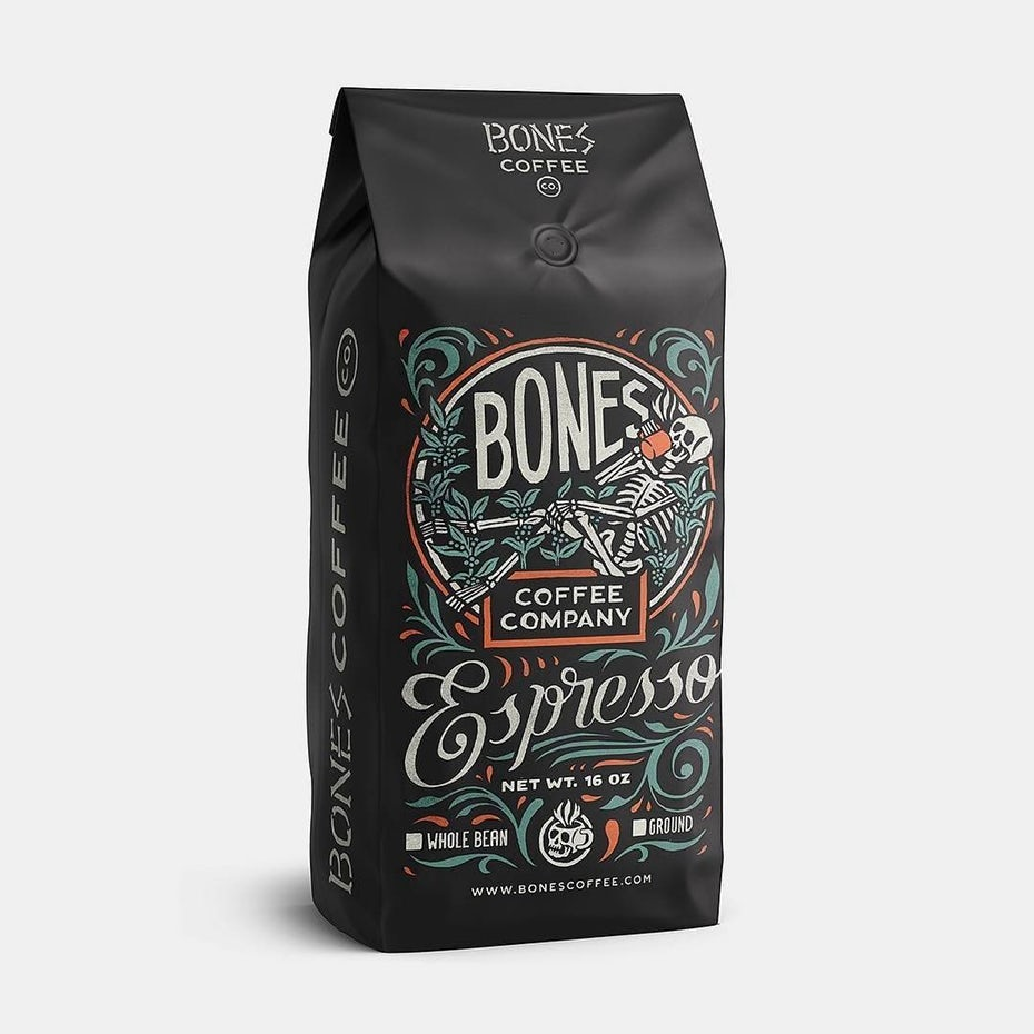 vintage inspired and hand lettering design trend in packaging - haforma magazine (1)