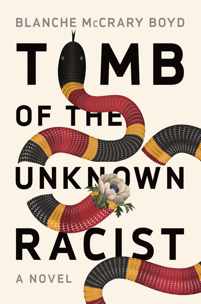 igntomb of the unknown racist book cover des