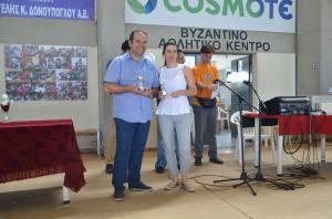 Κούρτιος Μοροχλιάδης - Κρυσταλλία Τατόλα