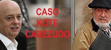Odón Elorza y Kote Cabezudo