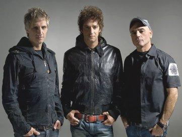 Soda Stereo, fotografía de la banda