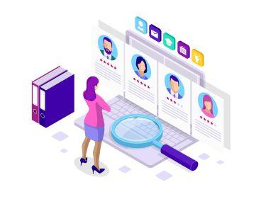 オンライン採用はデータ分析で差をつける!取得できる種類や収集・活用方法とは?