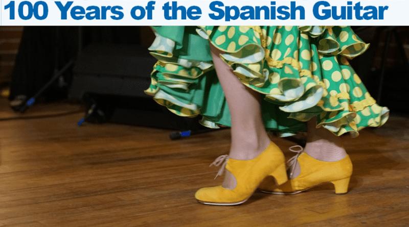 Kenosha Symphony Orchestra  to host Flamenco guitar master and Flamenco dancer