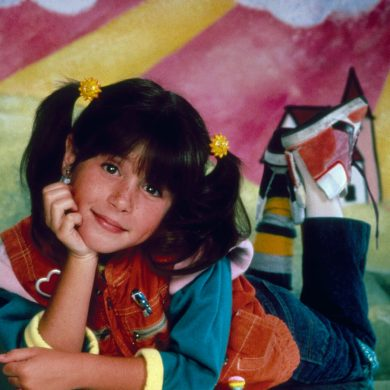 PUNKY BREWSTER -- SEASON 1 -- Pictured: Soleil Moon Frye as Penelope 'Punky' Brewster (Photo by NBC/NBCU Photo Bank via Getty Images)