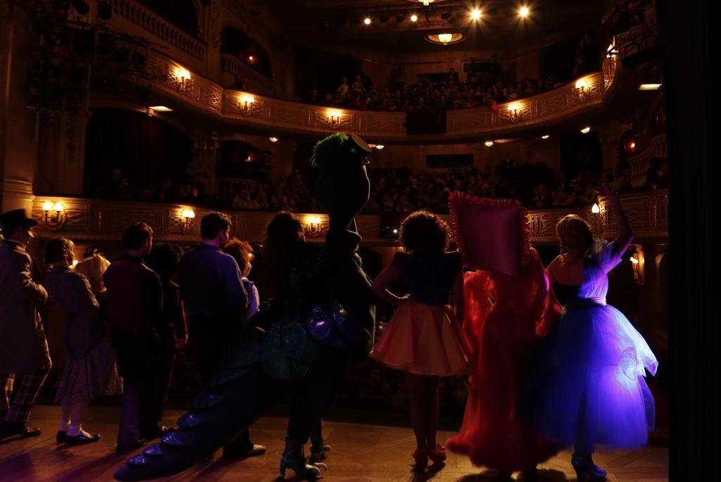 Theatre edouard vii jules vernes