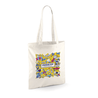Tote Bag L'Ecran Pop Mamma Mia