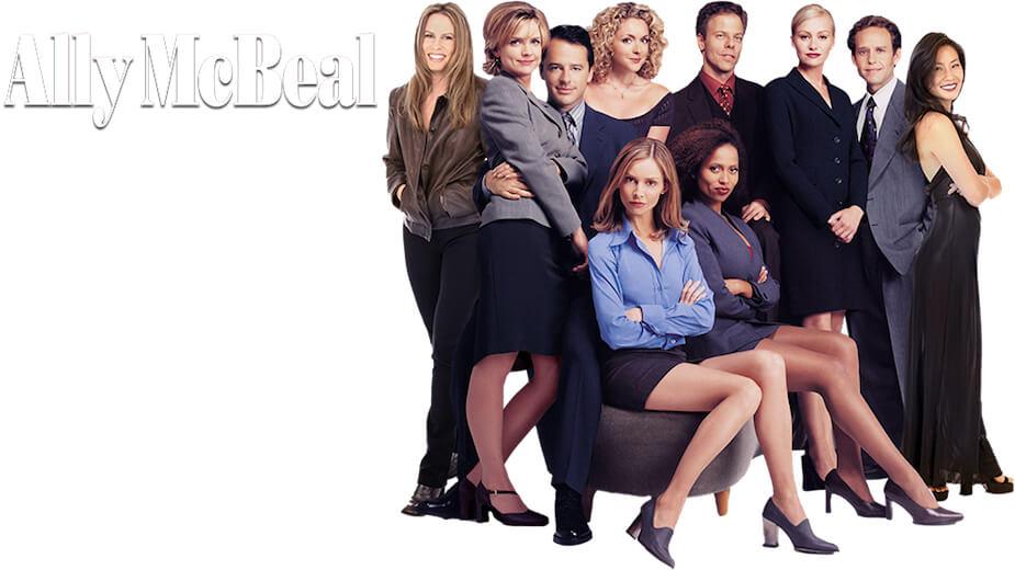 Cast de la série Ally Mcbeal