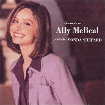 Ally McBeal avec Vonda Shepard