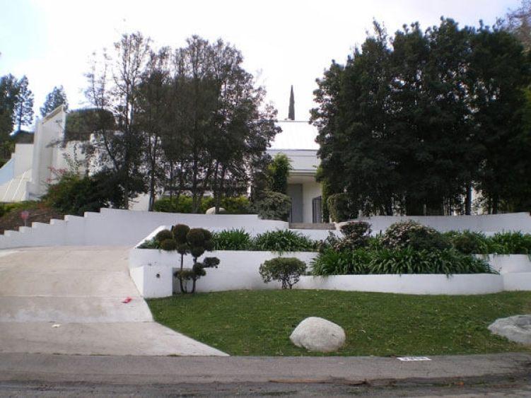 Maison des Taylors Beverly Hills