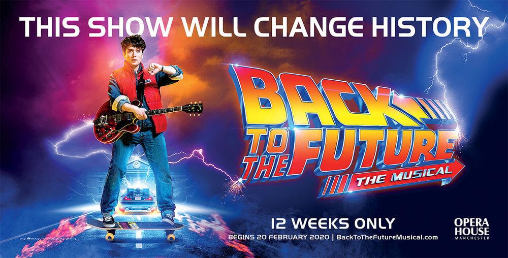 Retour vers le Futur - Le Musical
